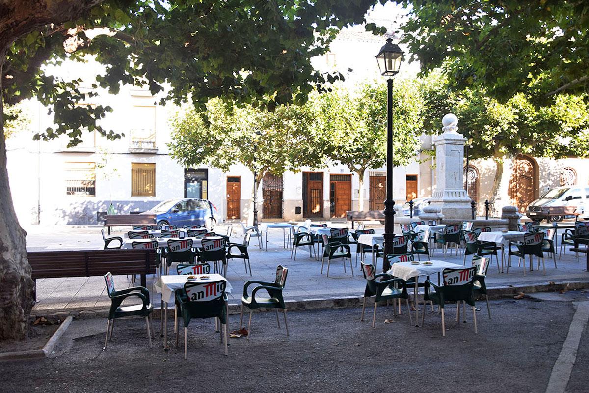 Macastre - Bar Cooperativa