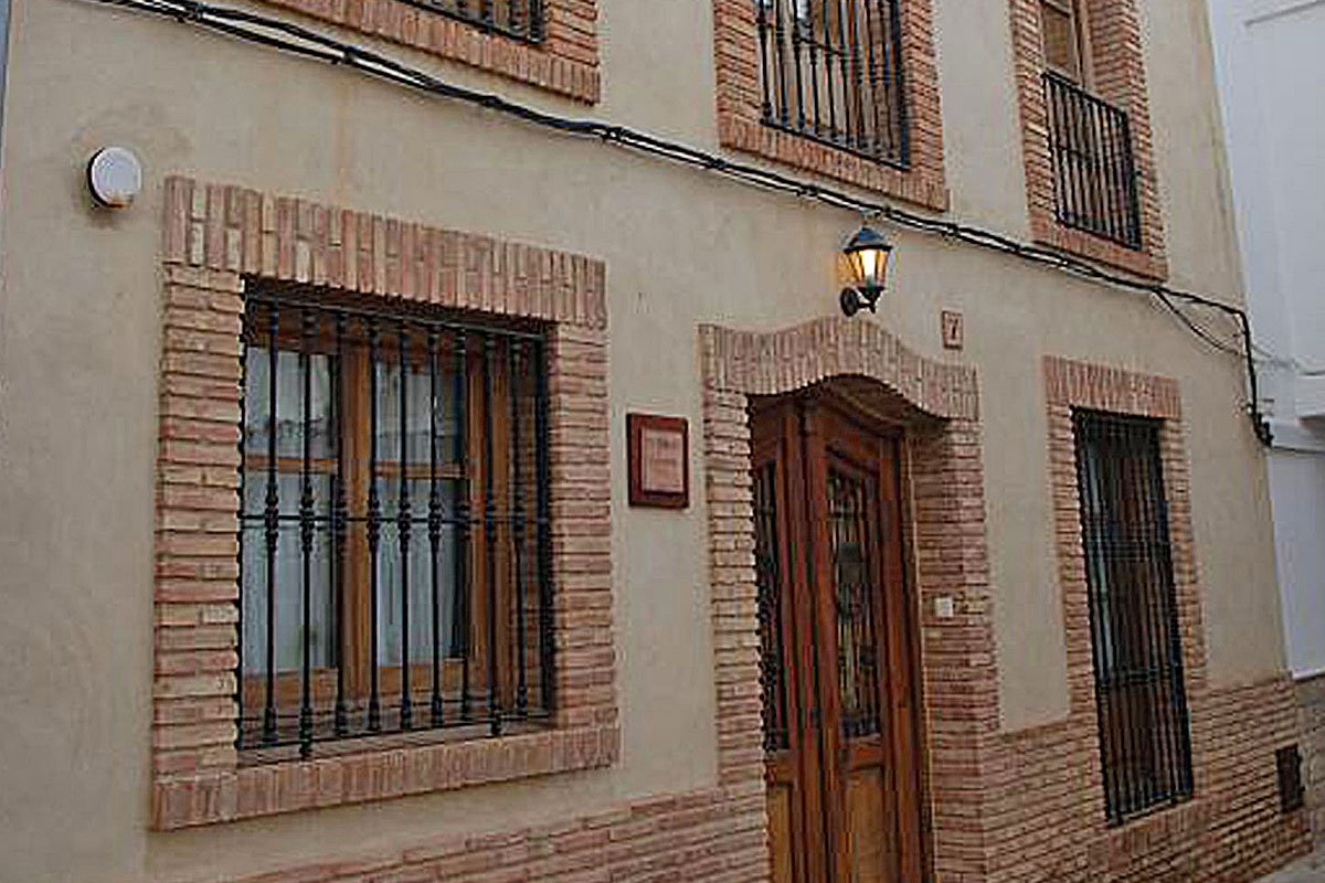 Casa rural La Hoya de Buñol