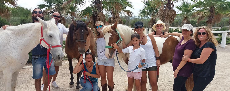 Experiencia coaching con caballos