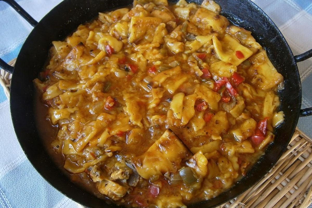 Gastronomía La Hoya de Buñol