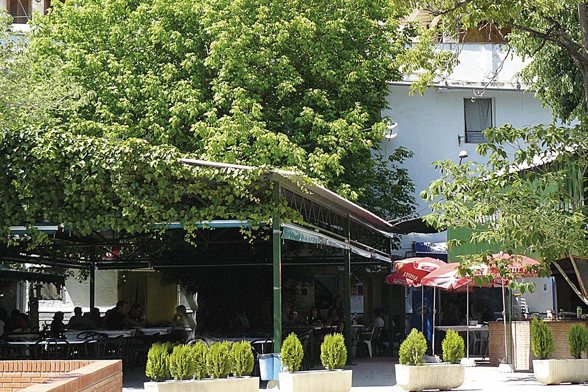Alborache - Merendero de San Jaime