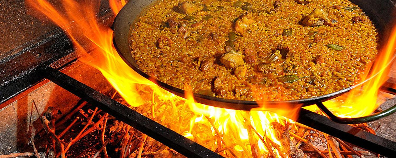 Fin de semana gastronómico y natural en La Hoya