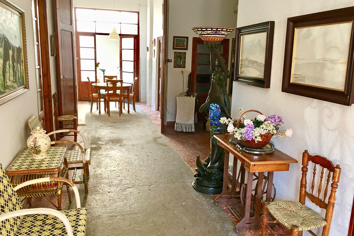 Buñol - La casa de la Abuela
