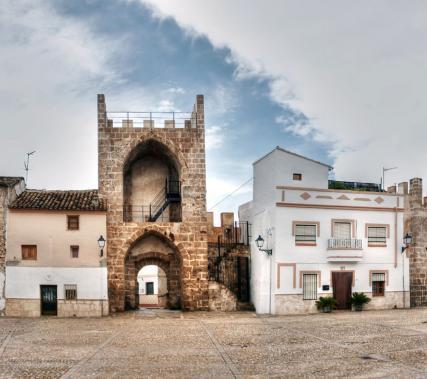 Buñol - Plano del Castillo