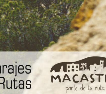 Macastre - Parajes y Rutas