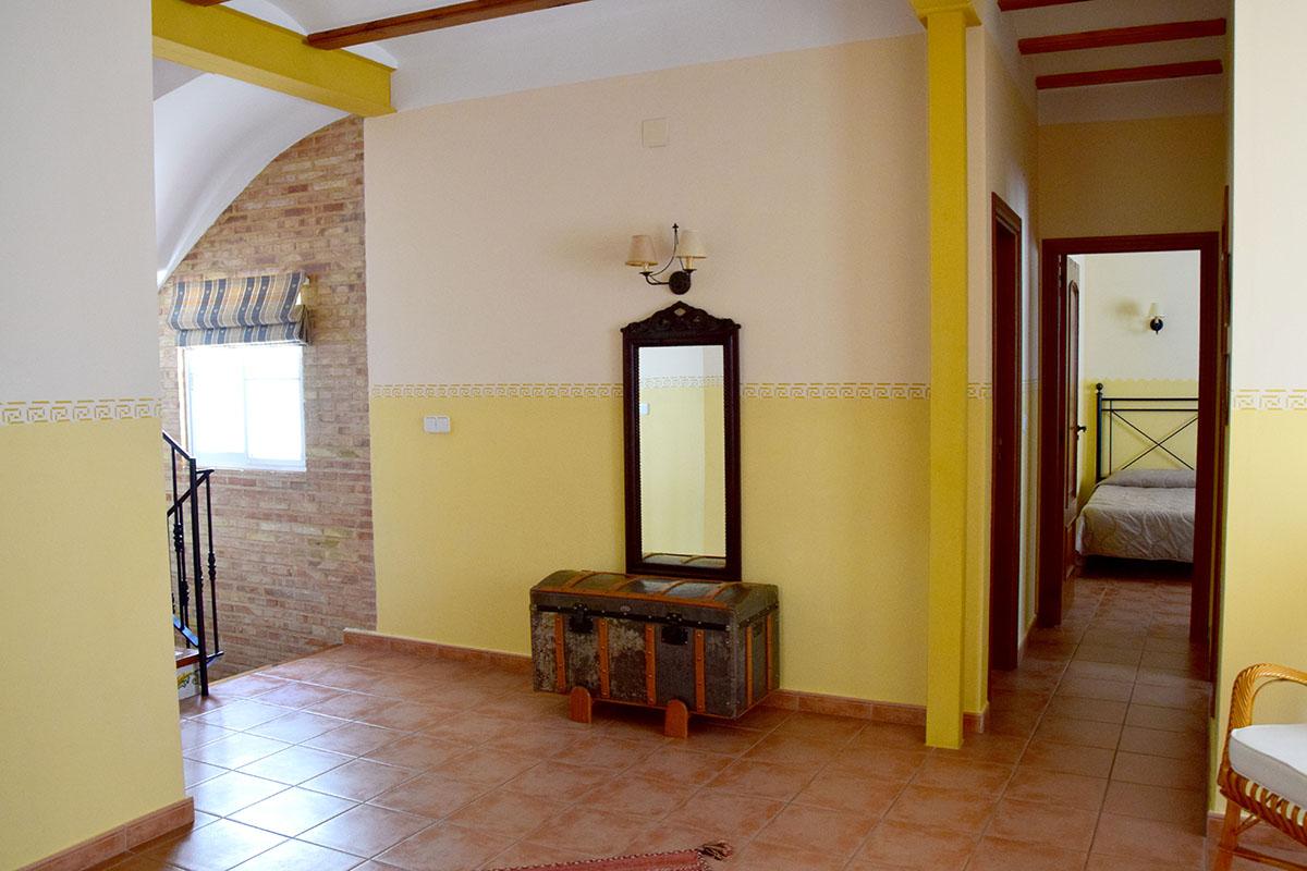Yátova - Casa rural El Pozo